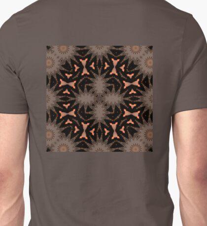 Sunrise amid the spires Unisex T-Shirt