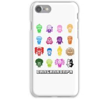 Pixelated Despair iPhone Case/Skin