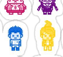 Pixelated Despair Sticker