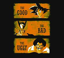 The Good vs the Bad and the Ugly Unisex T-Shirt