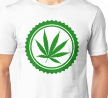 Cannabis Weed Unisex T-Shirt