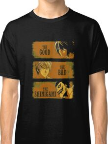 The Good, the Bad and the Shinigami Classic T-Shirt