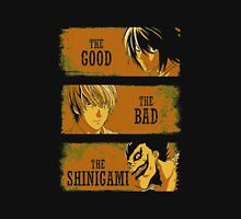 The Good, the Bad and the Shinigami Unisex T-Shirt
