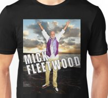 Rayani04 The Mick Fleetwood Blues Band Tour 2016 Unisex T-Shirt