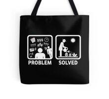 Funny Gardening Women's T Shirt Tote Bag
