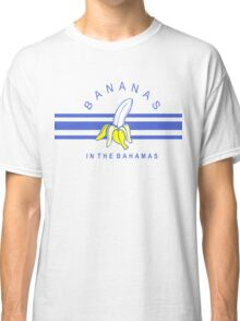 bananas in the bahamas Classic T-Shirt