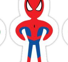 MARVEL HEROES Sticker