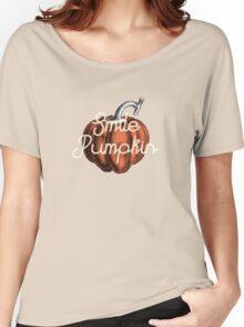 Smile Pumpkin Women's Relaxed Fit T-Shirt
