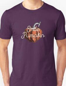 Smile Pumpkin Unisex T-Shirt