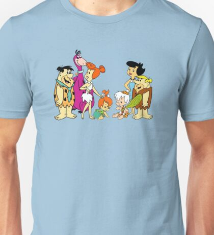 all familly Fred Flintstone Unisex T-Shirt