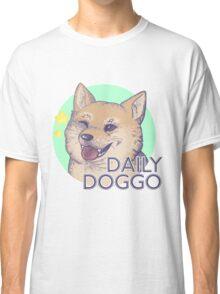 Daily Doggo Logo - Wink Classic T-Shirt