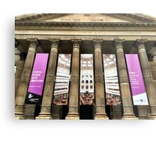 State Library Victoria Metal Print