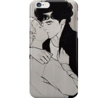 come-hither-danger iPhone Case/Skin