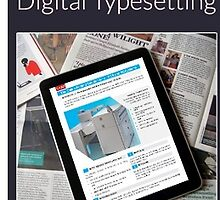 Digital Typesetting Services by typesetting