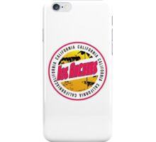 California Los Angele iPhone Case/Skin