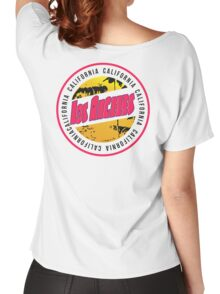 California Los Angele Women's Relaxed Fit T-Shirt