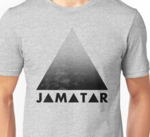 J▲M▲T▲R - Triangle - Black Unisex T-Shirt