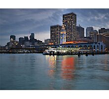 San Francisco Ferry Building Photographic Print