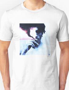 man smoke  Unisex T-Shirt