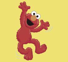 Elmo Happy Kids Tee