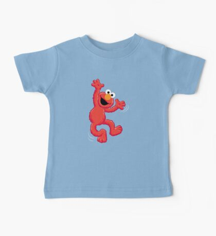 Elmo Happy Baby Tee