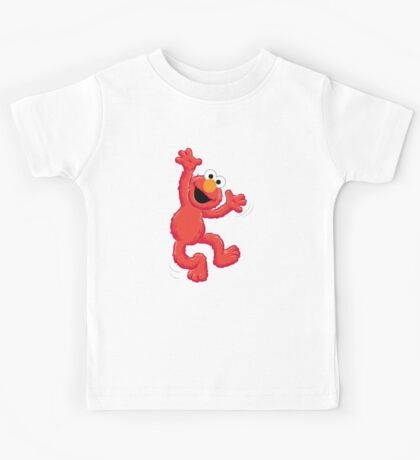 Elmo Happy Kids Tee