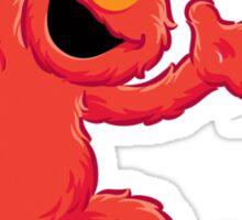 Elmo Happy Sticker