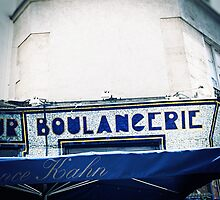 Boulangerie by pamelaburns