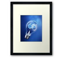 Other Way Framed Print