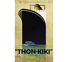 """Thon-Kiki"" Photographic Print"