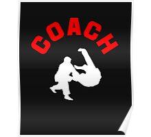 Judo Coach  Poster