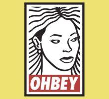 ohbey Kids Tee
