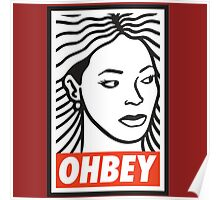 ohbey Poster