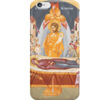 Dormition of the Theotokos iPhone Case/Skin