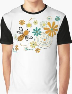 BEE ART - BEE KINDNESS Graphic T-Shirt