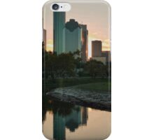 Reflections of Houston iPhone Case/Skin