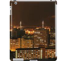 Kowloon at Night iPad Case/Skin
