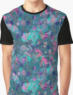 Fall Flowers Graphic T-Shirt
