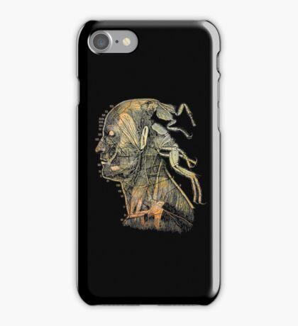 war of the flea iPhone Case/Skin