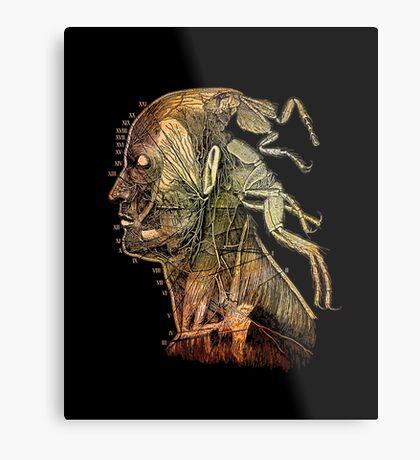 war of the flea Metal Print