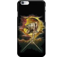 William Blake: The Ancient of Days iPhone Case/Skin