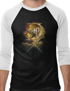 William Blake: The Ancient of Days Men's Baseball ¾ T-Shirt