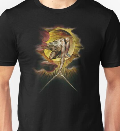 William Blake: The Ancient of Days Unisex T-Shirt