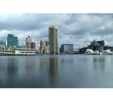Baltimore World Trade  Photographic Print
