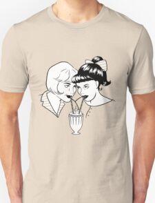 Fifties Gals Unisex T-Shirt