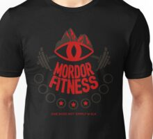 Working On My Fitness Unisex T-Shirt