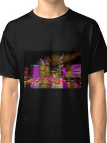 Warp Speed City Classic T-Shirt