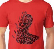 Ethereal / Abstract Burning Man Bold Design Unisex T-Shirt