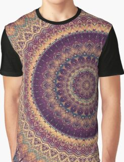 Mandala 108 Graphic T-Shirt