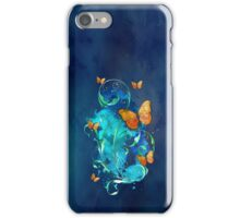 Watercolour Butterfly 06 iPhone Case/Skin